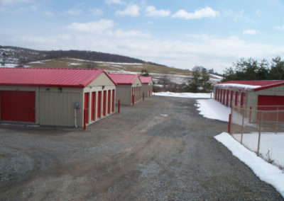 Snowy Creek Self Storage Units